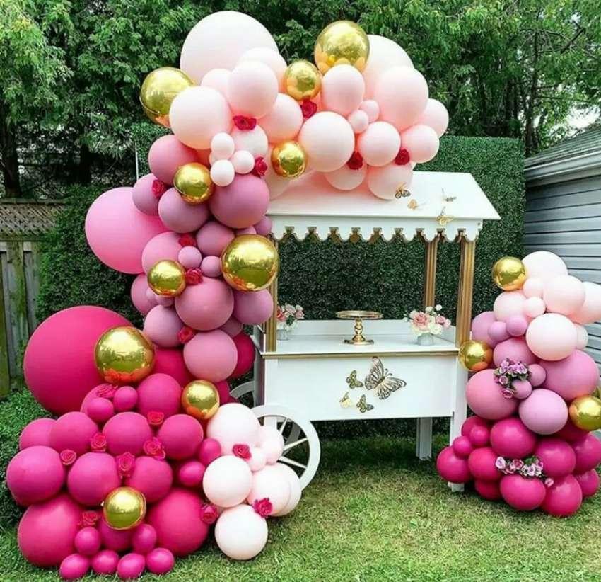 Jual balon & dekorasi balon ( berbagai acara )
