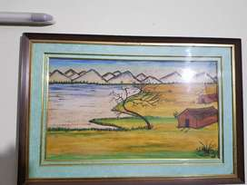 Hand made painting by artist Mr. dass
