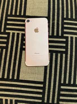 IPHONE 7 32 GB FOR SELL IN VERY GOOD CONDITION