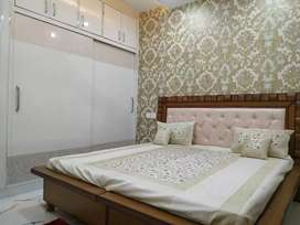 1bhk ready to move  fully furnished flat in very good location