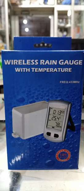 Rain gauge Digital Wireless