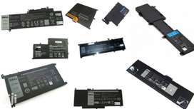 All Model Of Dell Laptop Battery Available