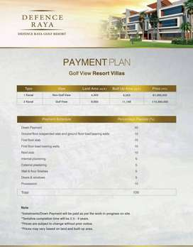 HOUSE FOR SALE IN DHA ON INSTALLMENTS