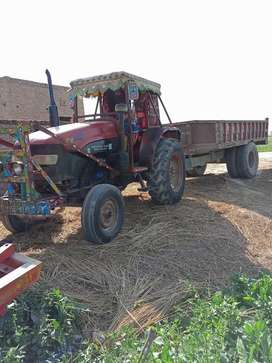 Tractor and trailer for sale trala 12 * 7 fut Ka hy be dag