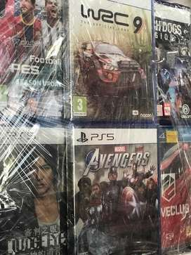 Game ps5 bundle packed