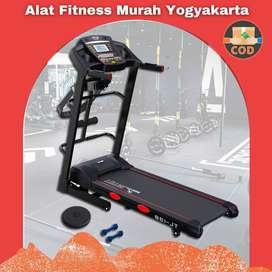 Treadmill Elektrik 3 Fungsi TL-138 Jogja / Treadmill Murah Sleman