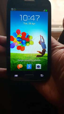 Excellent condition Samsung Galaxy Core 2 duo with new battery