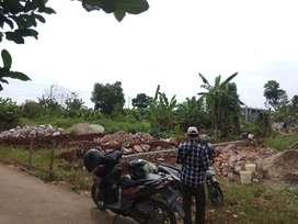 Tanah kavling belakang pasar Way Kandis