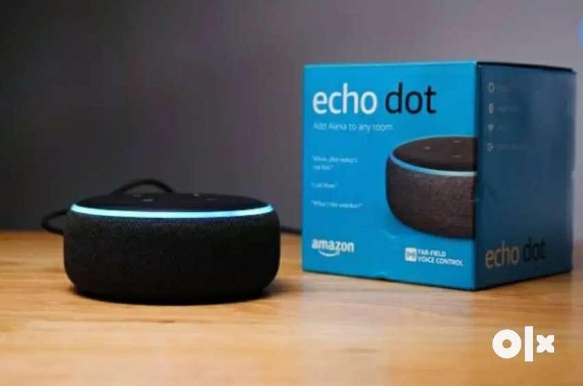 Amazon Alexa Brand New Condition... Rarely Used... With Box...