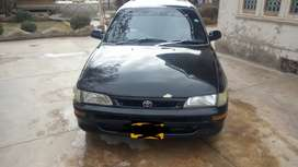 Indus Corolla black colour