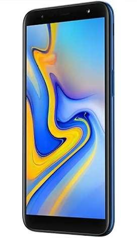 Samsung Galaxy j6 Plus 4gb ram  64gb card