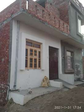 Newly constructed, semi furnished,