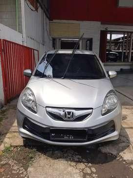 """Honda Brio E 1.3cc Matic / AT """"2012"""" Silver (CBU)"""