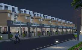 Say No to Rented Flat - Book 3BHK Row House at Abrama Road