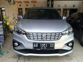 Ertiga GX 2020 manual asli ab km 6rb
