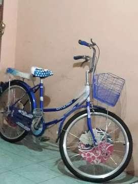 Jual sepeda untuk perempuan