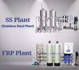 Ro water Plants purifier machines available