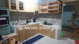Kitchen set moderen minimalis