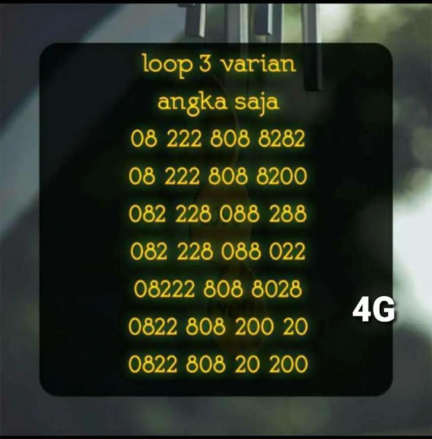 Nomor Cantik telkomsel 0