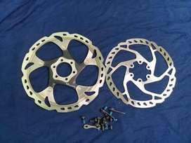 Rotor Shimano sepasang