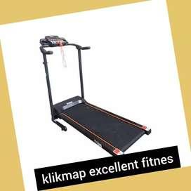 treadmill elektrik FG-644 electric treadmil