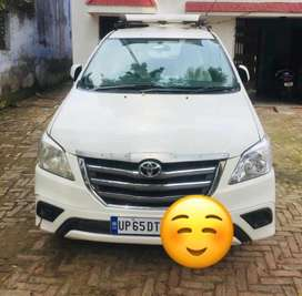 Toyota Innova 2015 Diesel Good Condition with full tank fuel
