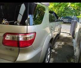 Dijual Toyota Fortuner 2.7 G Luxury dgn hrga Sgt Terjangkau