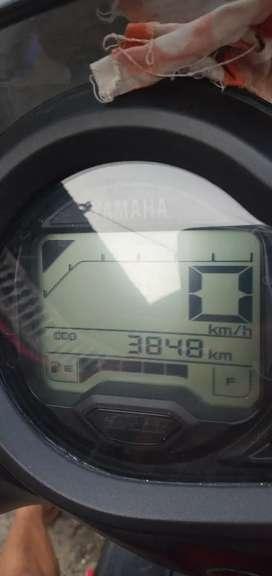 Yamaha ray zr 125 bs6