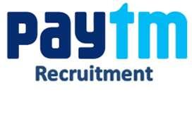 Paytm Phone Banking Job in Mohali 12th Graduates Req Sitting Job