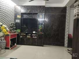 lakh 3bhk flat on first floor with spacious garage