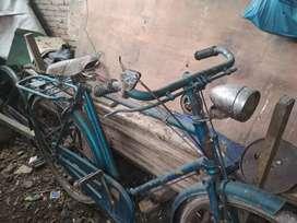 Sepeda ontel  philips. Terima tukar tambah dengan sepeda gunung.