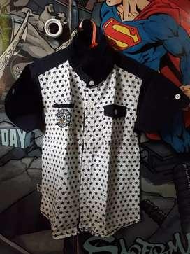 Baju anak merk DONALD DUCK size 4