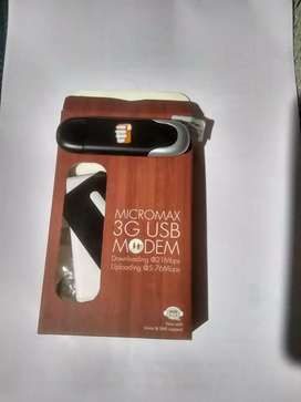 Micromax 3G dongle
