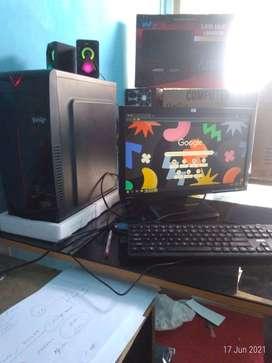 Komputer Standar Corel Potoshop no lelet