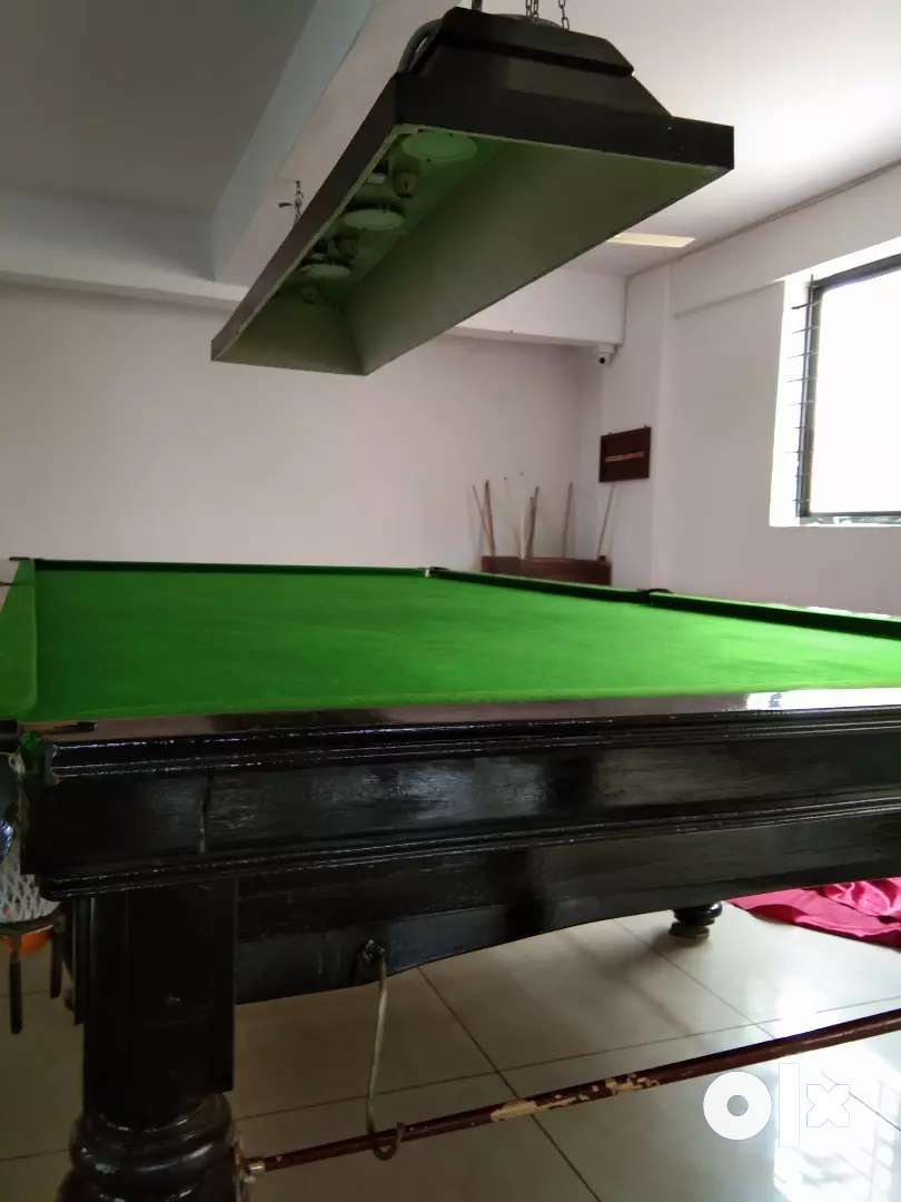 Snooker tables 0