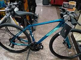 Sepeda hybrid polygon path 2 bisa di cicil tanpa kartu kredit