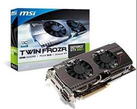 MSI NVIDIA GeForce GTX 660 Ti