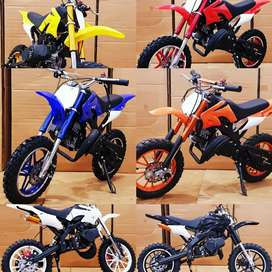 New 49 cc Diry Bikes for Children available for Sale