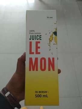 Juice/Sari Lemon