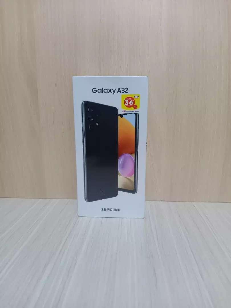 Under sale Samsung a32 ram 6/128gb