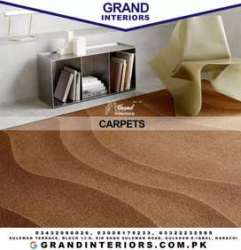 buy Online carpets at your home by Grand interiors