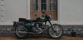 1988 model electronic switched , well maintained, bullet 350 for sale