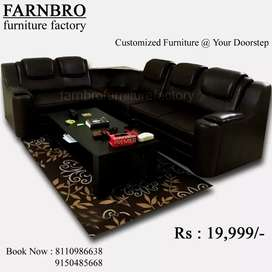 Sofas in lot of models available