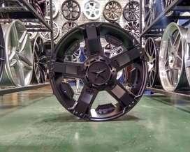 Velg Mobil Murah RASTA 2 JT5232 HSR Ring 22