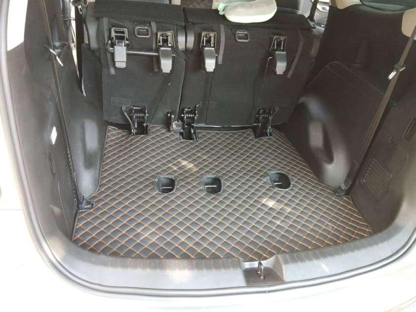 alas lantai mobil kostum for Wuling Cortez full bagasi karpet premium 0