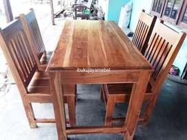 meja dapur/meja makan