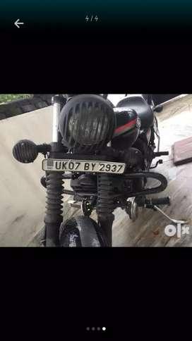 Bajaj avenger 220 street in good condition