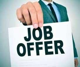 Need Employee with English and computer skills