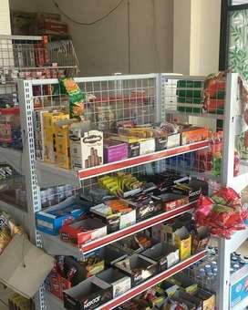 Rak Toko Minimarket | Pabrik Rak Baja (PT ASIK)