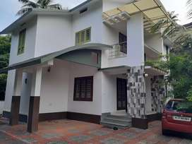 Vellimadukunnu 6.25.cent 3/4.bhk house